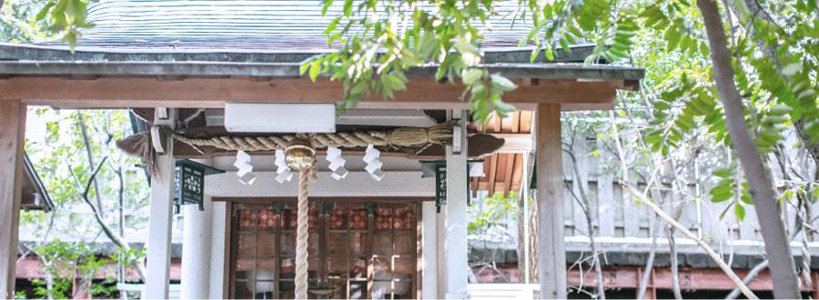 出雲神社の写真